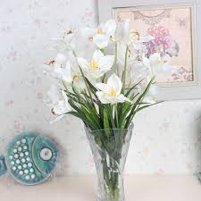 online buy wholesale white orchids from china white orchids