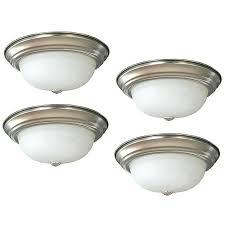 Hton Bay Track Lighting Fixtures Shop Flush Mount Lights At Lowes