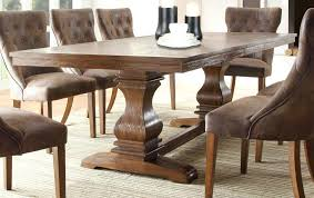 dining table elegant wood dining room sets furniture solid