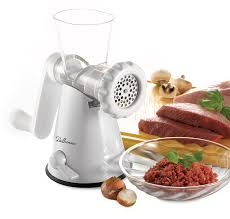 amazon com bellemain manual meat grinder kitchen u0026 dining