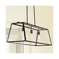 ballard designs black friday eldridge rectangular pendant ballard designs