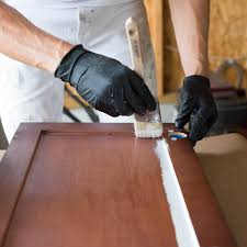 how to prep cabinets for painting do you to sand kitchen cabinets before painting them