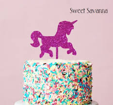 unicorn cake topper planning the unicorn party pretty things