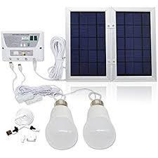 30w panel foldable hkyh solar panel lighting kit