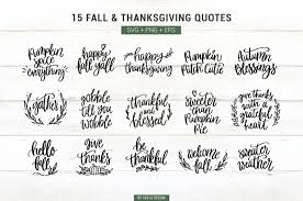 thanksgiving fall autumn thanksgiving quotes clipart svg png
