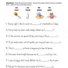 vowel worksheets have fun teaching