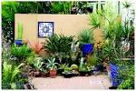 Garden: Minimalist Succulent Garden Decoration For Outdoor Living ...