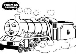 extraordinary thomas tank engine coloring pages thomas