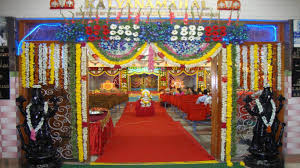 gallery 3 marriage decoration arrangements in tirumala tirupati