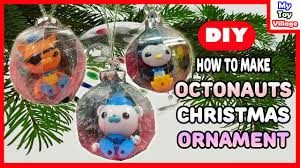 diy octonauts ornaments barnacles kwazii peso