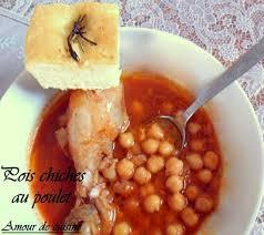cuisiner pois chiches pois chiches en sauce au poulet amour de cuisine