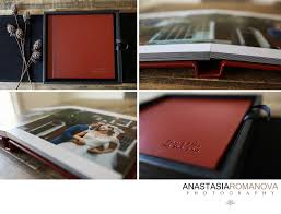 professional leather photo albums albums romanova photography