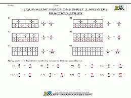 equivalent fractions worksheet u2013 guillermotull com