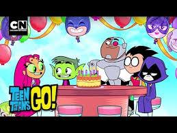 teen titans bbsfbday cartoon network