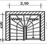 halbgewendelte treppe konstruieren treppe konstruieren zeichnen