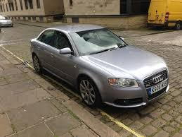 audi a4 s line 2005 1 6 tfsi very rare very cheap to insure swap