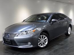 lexus es300h used car 2014 lexus es 4dr sedan hybrid 2014 lexus es300h nav rear camera