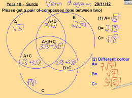 math venn diagram worksheet mixed to improper worksheet