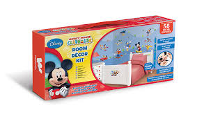 mickey mouse clubhouse bedroom disney mickey mouse clubhouse wall stickers