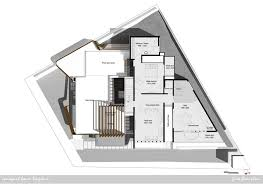 Residential House Plans In Bangalore Courtyard House Bangalore E Architect