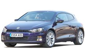 volkswagen scirocco coupe review carbuyer