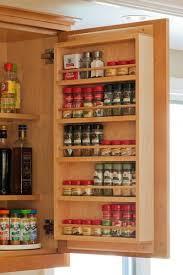 Best  Spice Racks For Cabinets Ideas On Pinterest Kitchen - Kitchen cabinet spice storage