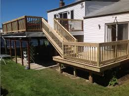 Picture Of Decks And Patios Decks U0026 Patios Smithtown Ny Allstate Home Improvement Services
