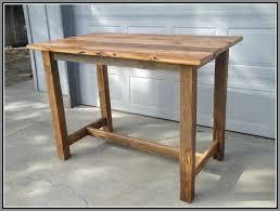 pottery barn bar table benchwright bar height table pottery barn regarding desk