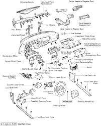 toyota tacoma speedometer cable repair guides interior instrument panel autozone com