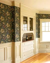 paneling thick wallpaper to cover paneling custom raised panel in creamy