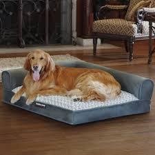 Kong Dog Beds Furniture Ultra Plush Memory Foam Costco Dog Beds For Pet