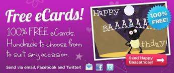 electronic birthday card free birthday ecards the best happy