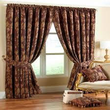 Floral Lined Curtains Paoletti Marlborough Floral Jacquard Pencil Pleat Lined Curtains