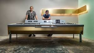 Mixing Table Hybrid Analog Digital Mixing Console By Um Project Core77