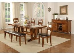 winners only dining room 92 u0027 u0027 mango trestle table dmg4492