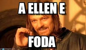 Ellen Meme - a ellen e one does not simply meme on memegen