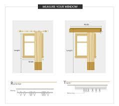 Single Panel Window Curtain Designs Vintage Pastoral Window Curtain Design Polyester Cotton Semi Light