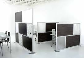 office design separator ideas collection including room dividers