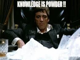 Meme Knowledge - knowledge is powder know your meme