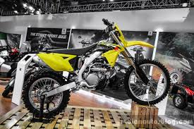 suzuki motocross bike list of new two wheelers unveiled at auto expo 2016