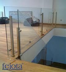 barandilla de cristal pinzas regulables para barandillas y cerramientos de vidrio