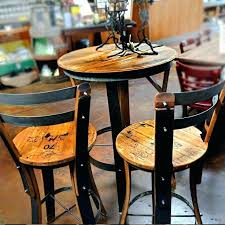 high top table and stools bistro table and stools set bistro table and chair set effigy of