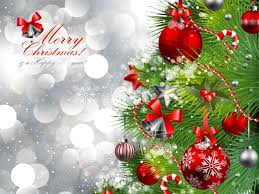 decoration greeting merry family and friends wishes card