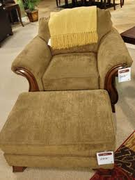 Mocha Ottoman Montgomery Mocha Chair And Ottoman Furniture In