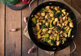 Cooking Preparation Moving Vegetables On by Chicken Breast Recipes 21 Meal Prep Ideas That Won U0027t Get Old