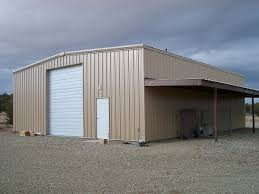 metal garages for sale quick prices on steel garages general steel one car metal garage kit with leanto