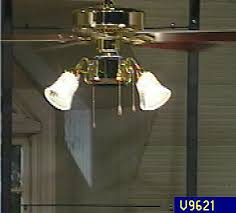 ceiling fans with heaters built in pelonis 52 ceiling fan w built in ceramic heater qvc com