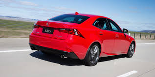 lexus is200 vs bmw 320i 2016 lexus is pricing and specifications photos 1 of 15