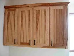 walnut wood orange zest windham door unfinished oak kitchen