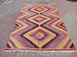 Geometric Kitchen Rug 260 Best Rugs Images On Pinterest Turkish Kilim Rugs Hand